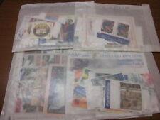 Sammlung, Vatikan 2000-2004 postfrisch, komplett, + ATM + MH (8102)