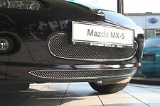 MAZDA MX5 MKIII UPPER & LOWER FRONTGRILL 2005-2009 up to FACELIFT -  NC - MX-5