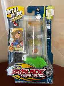 Out of Production Hasbro Beyblade Metal Fusion BB-60 EARTH VIRGO GB145BS Stamina