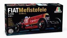 Italeri Fiat Mefistofele 21706c.c. ref 4701 escala 1 12