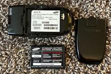 Samsung SPH A640 - Black (Sprint) Cellular Phone ONLY