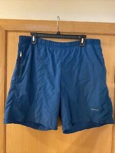 Novara by REI Vintage Nylon Biking Shorts Men's Large