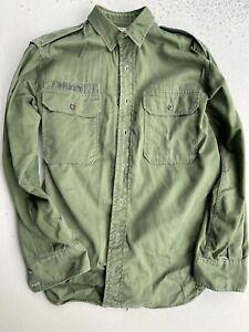 Australian Vietnam War era jungle green shirt dated 1967