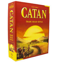 Catan Board Game - Brand New & Sealed - English Version