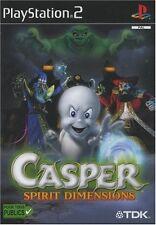 Jeu PS2  Casper Spirit Dimensions - Playsation 2
