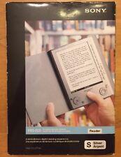 Sony PRS-505 Portable Digital e-Reader eBook System Silver ****BRAND NEW****