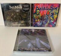 Death Before Dying & 20 Saw You Die 3 CD Bundle Brand New TN Death Metal FL