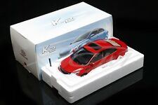 Diecast Car Model KIA K2 1:18 (Red) + GIFT!!!!!!