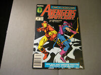 Avengers Spotlight #26 (1989 Marvel) Low Grade