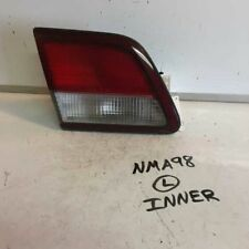 97 98 99 MAXIMA TAIL LIGHT DRIVER SIDE ON LID RED AND WHITE TYPE COMPLETE