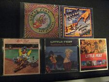LITTLE FEAT - ORIGINAL ALBUM SERIES DOWN ON THE FARM REPRESENTING THE MAMBO