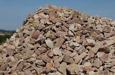 1 to Gabionensteine, Natursteine, Sandstein, Schotter, Wesersandstein grau  gelb