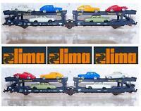 LIMA 320794 E-Look CARRO BISARCA GOTH MIX-AUTO SCALA-N