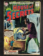 House of Secrets #63 ~ The Nest of Fear! ~ 1963 (4.0) WH