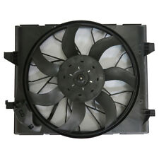 Dual Radiator and Condenser Fan Assembly TYC 624340