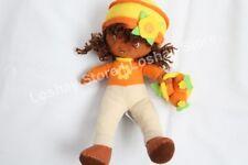 "Strawberry Shortcake 9"" Orange Blossom Girl Doll Plush Soft Stuffed Toy Flower"