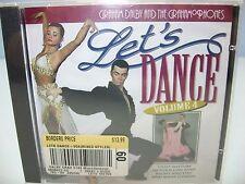 LET'S DANCE, Volume 4, Graham Dalby & the Grahamophones Let's Dance NEW