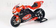 1:12 Minichamps Ducati Desmosedici Ruben Xaus 2004 D'antin Team RARE NEW