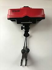 NINTENDO Virtual Boy 3D Display Game System Console Used Free shipping