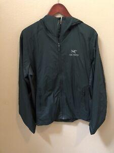 NWT Arcteryx Women's Atom SL Hoody Jacket XL Enigma $229
