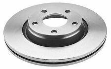 FEBI 18398 Brake Disc Front Axle