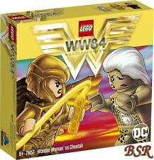 LEGO® Super Heroes DC: 76157 Wonder Woman™ vs Cheetah™ & 0.-€ Versand & NEU OVP