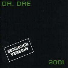 Dr. Dre - Dr Dre 2001 [New CD] Clean