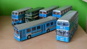 Efe/Corgi/Britbus Ensignbus Bus Models Job Lot