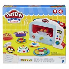 Official Play-Doh Kitchen Creations Magic Oven *NEW*