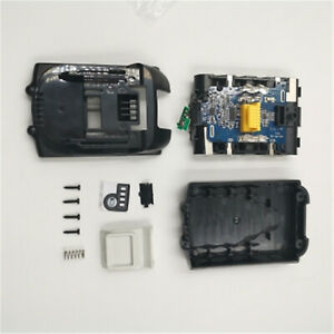 For MAKITA 18V BL1830 BL1850/1840 Lithium Battery Case PCB Circuit Board & Label