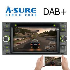 """7"""" DAB+ DVD satnav GPS FORD TRANSIT FOCUS C-MAX S-MAX GALAXY FUSION Radio Player"""