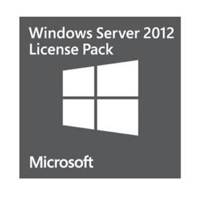 Microsoft Windows Server 2012 - License - 50 User Cal - OEM - Multilingual