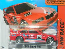 HOT WHEELS 2014'96 BMW m3 (e36), variante rossa, OVP!