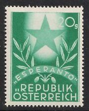 1949 AUSTRIA ÖSTERREICH MICHEL Nr. 935 UNIFICATO 770  POSTFRISCH MNH ** €.2,00