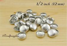 boutons à recouvrir presse à recouvrir boutons 12 mm Paquet de 25 boutons #20
