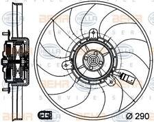 8EW 351 040-081 HELLA Fan  radiator