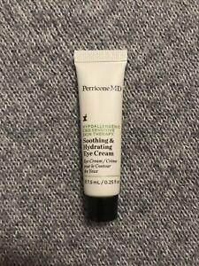 Perricone MD Hypoallergenic Sensitive Skin Soothing & Hydrating Eye Cream 0.25oz