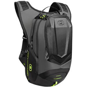 Ogio MX 3 Litre Dakar Black Yellow Enduro Motocross 3L Hydration Pack Bag
