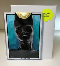 DC Legacy 2007 Cat Staggs Cassandra Cain Batgirl Sketch Card - 9 Case Incentive