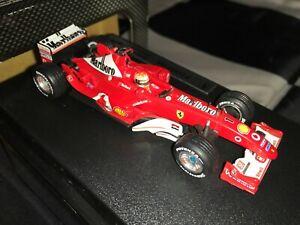 1:43 Hotwheels B1018 Michael Schumacher Ferrari F2003 #1 - Marlboro Livery