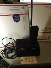 Kenwood Portable Radio TK-310 Vintage with rapid  charger ksc-4
