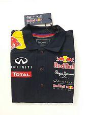 NEU Herren Poloshirt Red Bull Racing F1 Team Grö�Ÿe XL XXL 2XL Pepe Jeans