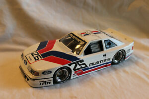 GMP 1/18 SCALE 1989 25TH ANNIVERSARY FORD TRANS-AM MUSTANG - 1 OF 1,000 - NIB