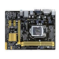 Used ASUS H81M-K Motherboard Intel H81 LGA 1150 Micro ATX DDR3 SATA3.0 USB2.0