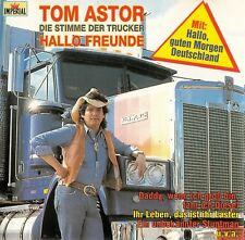 TOM ASTOR : HALLO FREUNDE / CD - TOP-ZUSTAND