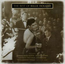 Fine and Mellow THE BEST OF BILLIE HOLIDAY CD