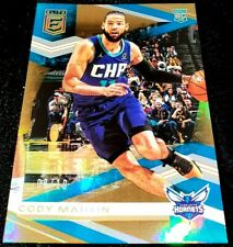 CODY MARTIN 19-20 DONRUSS ELITE GOLD HOLO PARALLEL ROOKIE RC HORNETS SSP 8/10