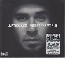 Afrojack Forget The World Deluxe Edition CD Sealed 2014