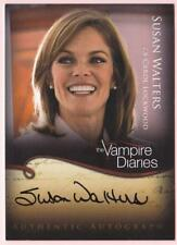 SUSAN WALTERS AS CAROL LOCKWOOD 2011 THE VAMPIRE DIARIES AUTO SIGNED AUTOGRAPH