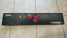 Sega Lindbergh Control Panel 1L3B Genuine LCA-2532 with Buttons and Joystick